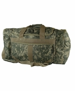 Digital Camo X-large Duffel Bag - Personalized