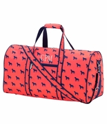 Dog Days Duffle Bag | Monogrammed
