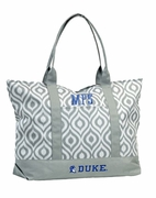 Duke University Tote Bag | Monogram | Personalized