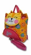 Embroidered Cat Mini Backpack for Toddler