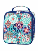 Floral Lunch Bag | Personalized | Monogram