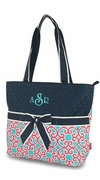 Geometric Diaper Bag | Monogram