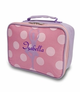 Girls Ballerina Lunch Box