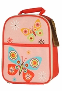 Girls Butterfly Lunch Tote