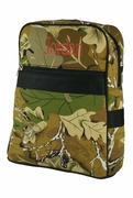 Girls Camo Backpack