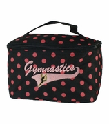 Gymnastics Cosmetic Bag | Embroidered