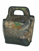 Insulated Camo Lunch Bag