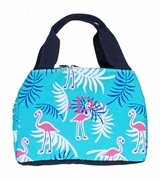 Insulated Flamingo Lunch Bag | Personalized