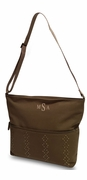 Ladies Canvas Carry-all Tote Bag | Monogrammed