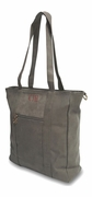 Ladies Grey Carry All Tote Bag | Two colors