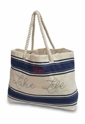 Lake Life Beach Tote | Personalized