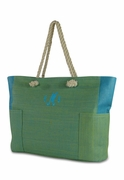 Large Beach Tote Bag | Monogram