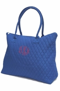 Large Tote Bag - Navy or Royal