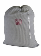 Laundry Tote Bag | Embroidered | Personalized
