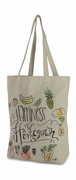 Lightweight Canvas Market Tote