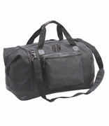 Men's Canvas Duffle Bag - 2 Colors