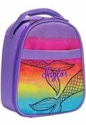 Mermaid Lunch Tote   Personalized