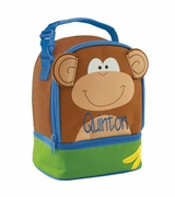 Monkey Lunch Bag for Pre-school | Monogram