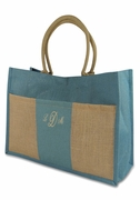 Monogram Bridesmaid Totes