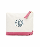 Monogram Canvas Cosmetic Bag