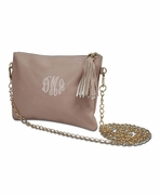 Monogram Cross Body Bag | 4 colors