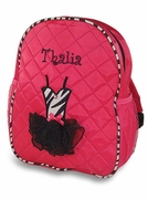 Monogram Dance Backpack