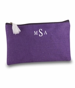 Monogram Game Day Accessory Bag - 7 colors