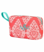 Monogram Ladies Accessory Bag | Coral Cove