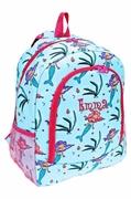 Monogram Mermaid Backpack for Girl