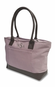 Monogram Small Canvas Tote Bag