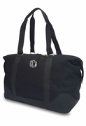 Monogrammed Canvas Duffel Bags