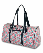 Monogrammed Quilted Duffel