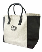 Mother of the Bride - Bridal Party Tote | Personalized | Embroidered