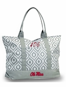 Ole Miss Tote Bag | Monogram