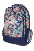 Pattern Backpack | Personalized | Embroidered