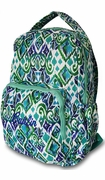 Personalized Ikat Backpack