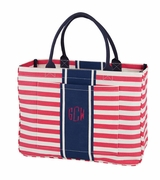 Personalized Jute Tote Bag