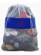 Personalized Mesh Laundry Bag - 4 Colors