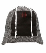 Personalized Pattern Laundry Bag - Small