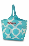 Personalized Insulated Picnic Tote