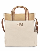 Personalized Tech Cross Body Tote