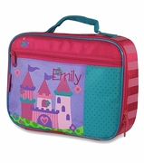 Princess Castle Lunch Box | Monogram