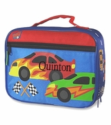 Race Car Lunch Box for Pre-school Toddler