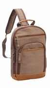 Slim Men's Sling Backpack