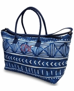 Southwestern Pattern Weekend Duffle | Monogram