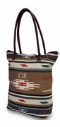 Southwestern Tote Bag Embroidered