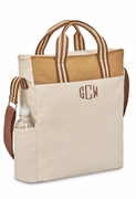 Stylish Messenger Tote Bag | Personalized