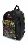 Super Hero Comic Backpack | Personalized