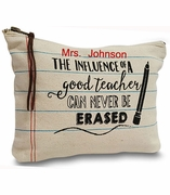 Teacher Accessory Pouch | Personalized