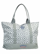 University Kansas Tote Bag - Monogrammed | Personalized